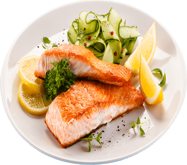 Home rainforest seafoods for Fish as food