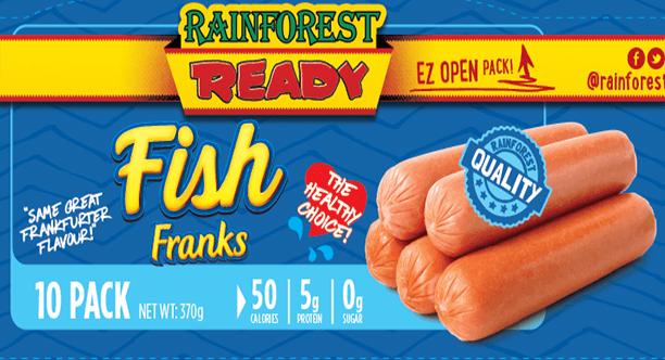 Fish franks rainforest seafoods for Franks fish market